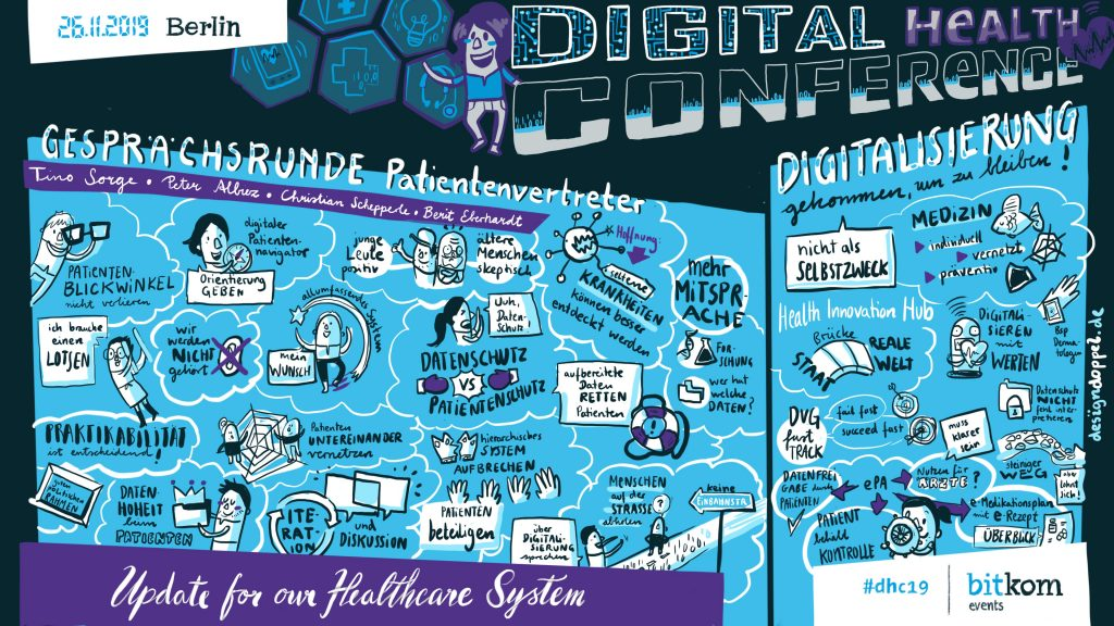 Digital-Health-Conference-2019-digitales-Graphic-Recording-Patienten